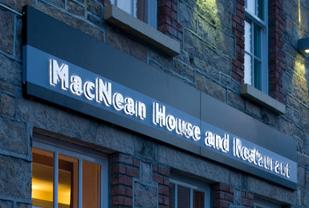 McNean House & Restaurant